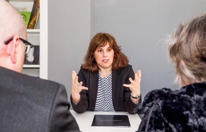 Marta F. Mahiques entrevista para Meridianacontent