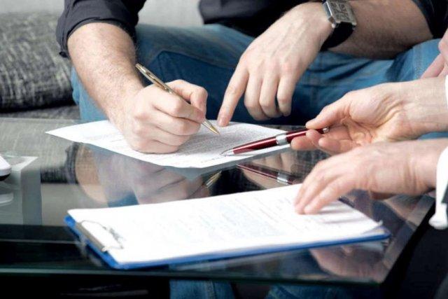 firma convenio regulador divorcio